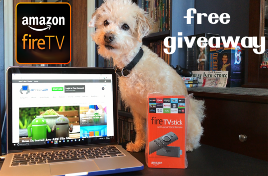 amazon tv giveaway mytechjam high tech low difficulty 3487